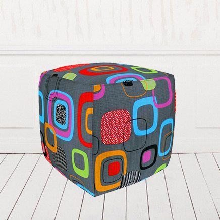Пуфик-кубик Мумбо