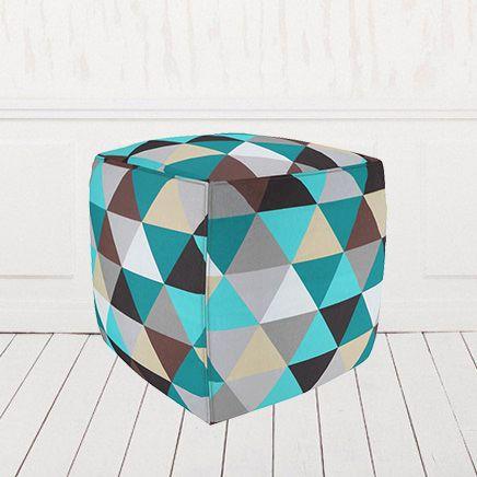 Пуфик-кубик Ромб 01