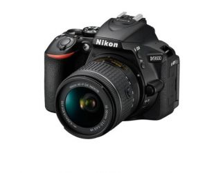 Nikon D5600 Kit 18-55mm f/3.5-5.6G AF-P VR DX