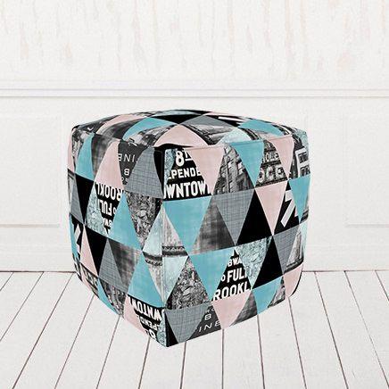 Пуфик-кубик Стаил