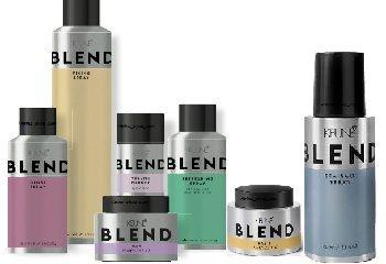 BLEND / Профессиональная укладка и уход