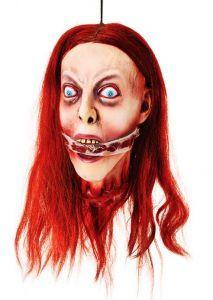 Голова с завязанным ртом (36 см)
