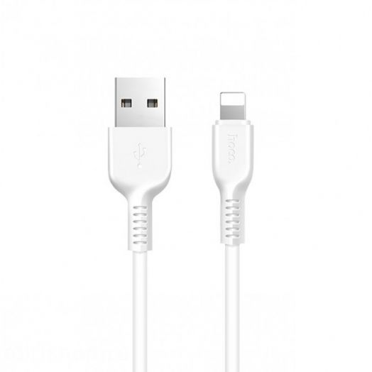 Кабель USB-Lightning Hoco X13 Easy 1м, белый