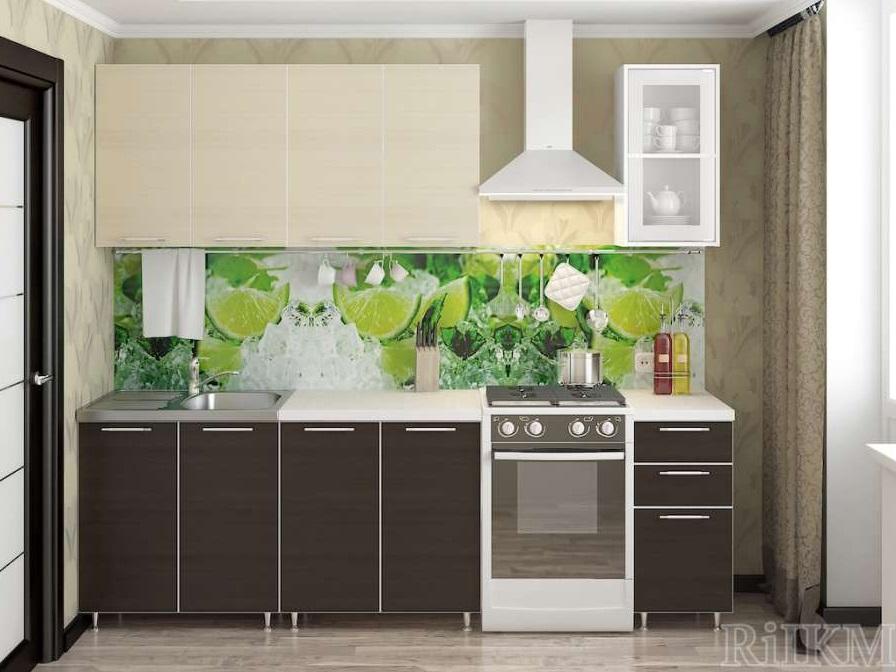 Кухня Радуга ЛДСП 2,0 м