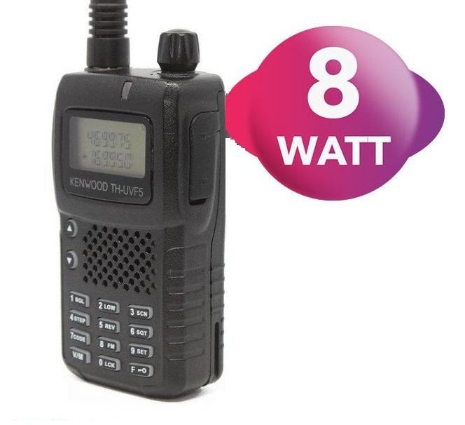 Портативная радиостанция Kenwood TH-UVF5