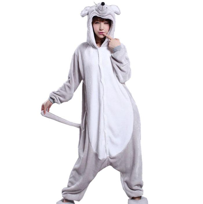 Детская Пижама Кигуруми Крыса