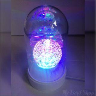 Светодиодный LED-светильник Шар в колбе