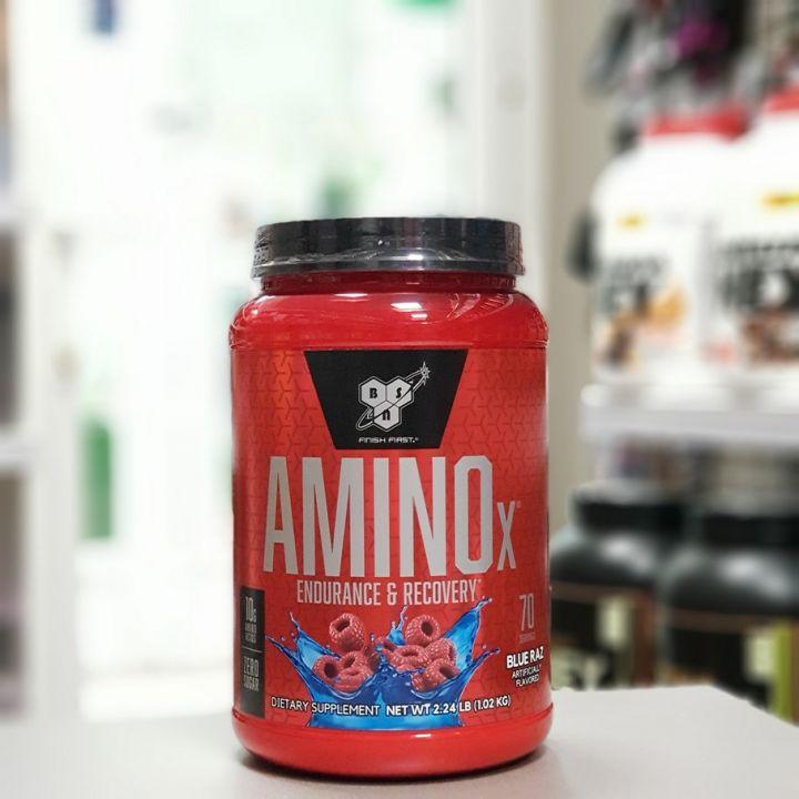 BSN - Amino-X (1,02кг/70 порций)