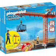 Игровой набор Playmobil 9399 Грузовой кран