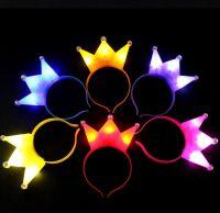 Светящийся ободок Корона (3)