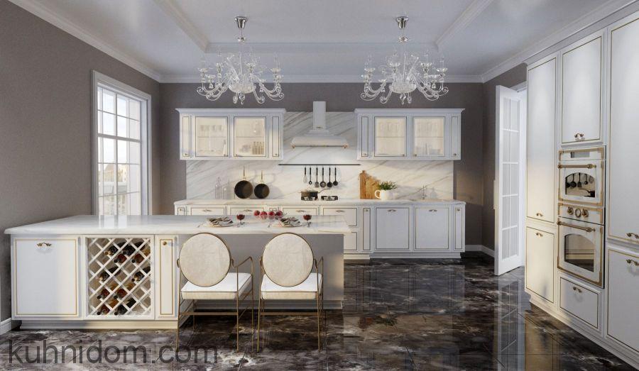Кухня Calisto
