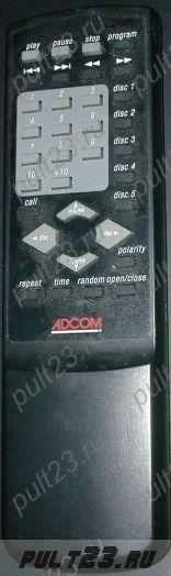 ADCOM GCD-700