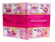 Альбом для банкнот 0 ЕВРО, на 21 банкноту