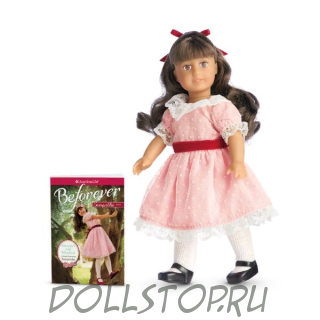 Мини кукла  Американ Гел Саманта Паркингтон 2014 - American Girl Samantha mini doll & book 2014