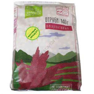 Отруби амарантовые, 140 гр