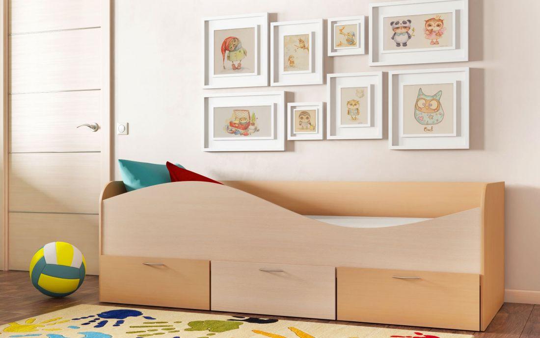 Кровать для детской КР-3