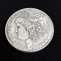 Super Morgan Dollar (3.8cm, Copper)
