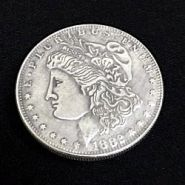 Super Morgan Dollar (3.8cm, Copper)