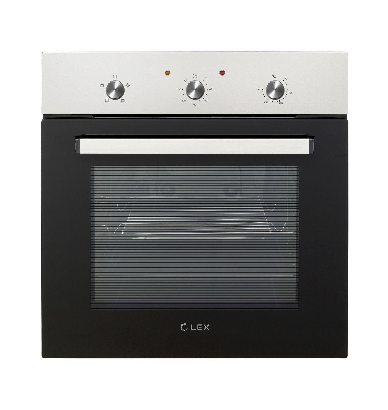 Электрический духовой шкаф LEX EDM 041 IX (CHAO000321)