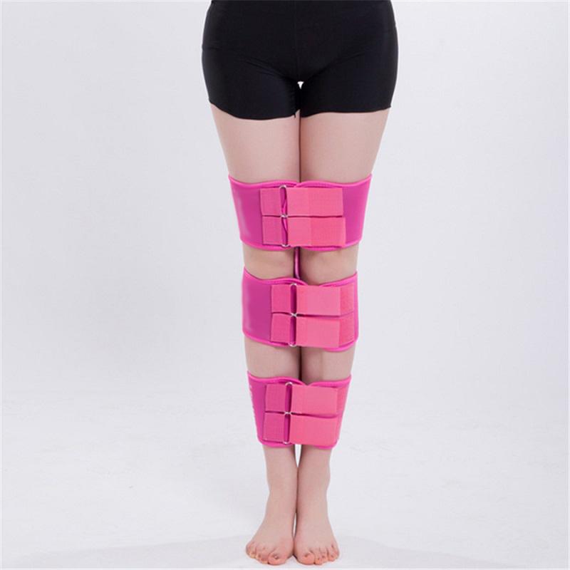 Ремни Для Выпрямления Ног, Цвет Розовый