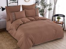 Постельное белье Сатин Cotton Lace 2- спальный Арт.21/003-LE