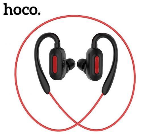 Беспроводные спортивные наушники Hoco ES16 Crystal sound, черные