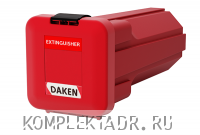 Ящик для огнетушителя DAKEN SLIDEN, 6 кг