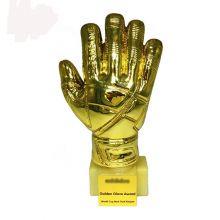 «Золотая перчатка» - награда лучшему вратарю чемпионата мира