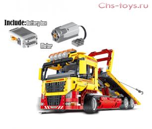 Конструктор LELE Technic Грузовик с платформой 38042 (Аналог LEGO Technic 8109) 1115 дет.