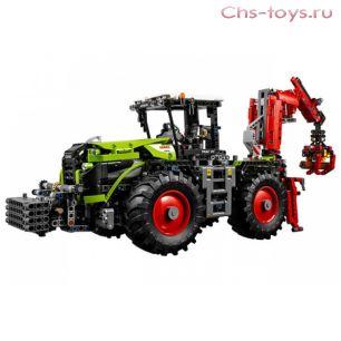 Конструктор King Техника Мощный трактор Claas Xerion 5000 20009 (  42054) 1977 дет
