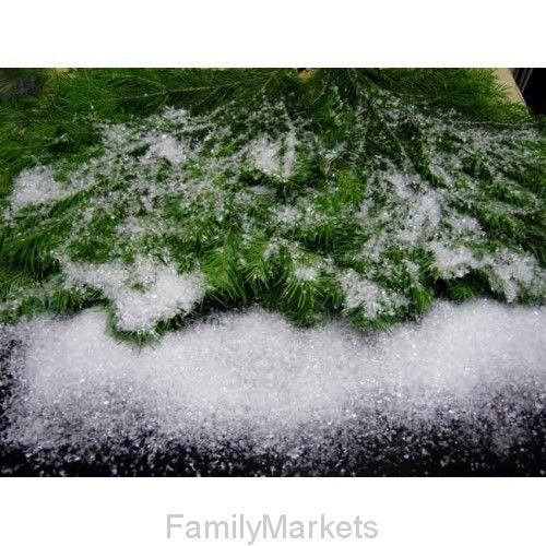 Искусственный снег Ледяная крошка