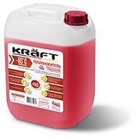 Теплоноситель KRAFT -65C 10 кг.