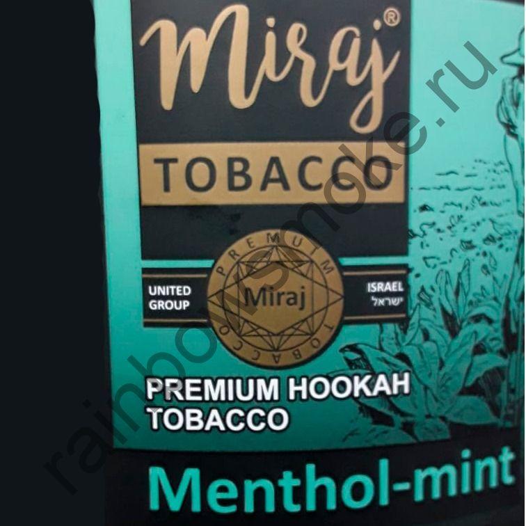 Miraj 1 кг - Menthol Mint (Ментол Мята)