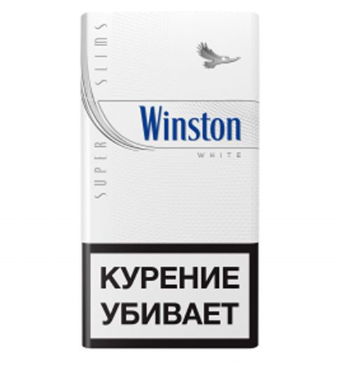 WINSTON Super Slim White