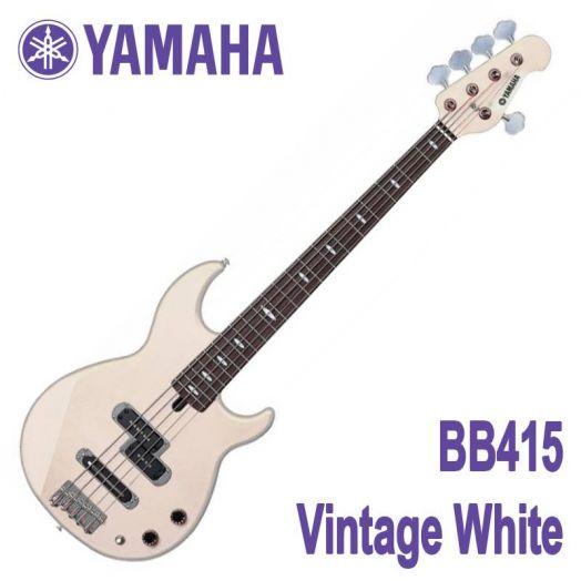 YAMAHA  BB-415 VW Бас-гитара 5-ти стр.