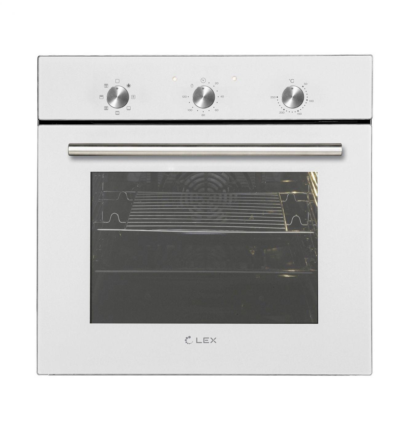 Электрический духовой шкаф LEX EDM 070 WH (CHAO000193)