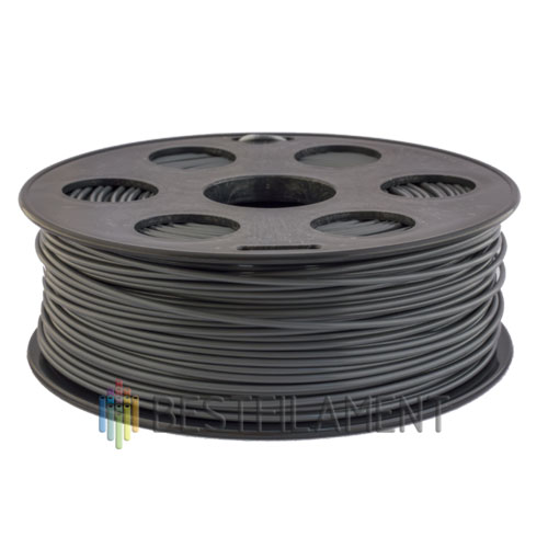 ABS пластик Bestfilament 1,75 мм, Темно-серый, 1 кг