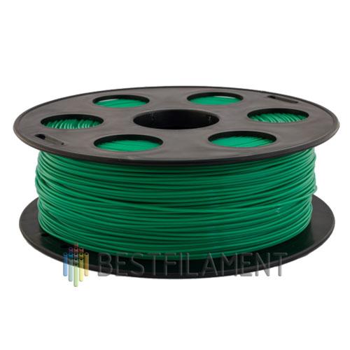 PLA пластик Bestfilament 1,75 мм, Зеленый, 1 кг