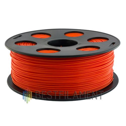 PLA пластик Bestfilament 1,75 мм, Красный, 1 кг