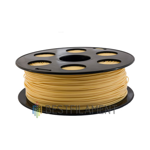 PLA пластик Bestfilament 1,75 мм, Кремовый , 1 кг