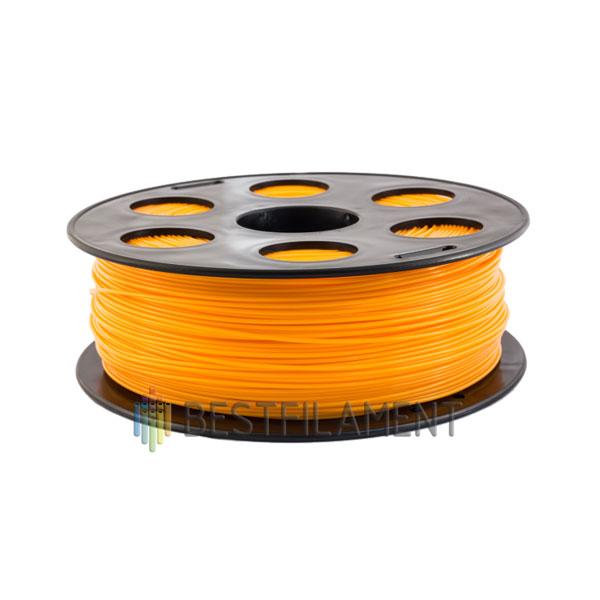 PLA пластик Bestfilament 1,75 мм, Оранжевый , 1 кг