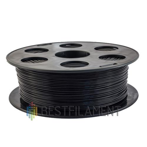 PLA пластик Bestfilament 1,75 мм, Черный, 1 кг