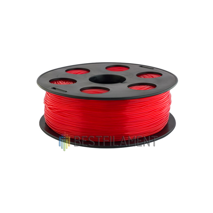 WATSON (SBS) пластик Bestfilament 1,75 мм, Красный, 1 кг