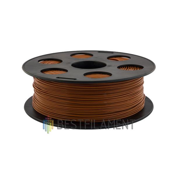 PETG пластик Bestfilament 1,75 мм, Шоколад, 1 кг
