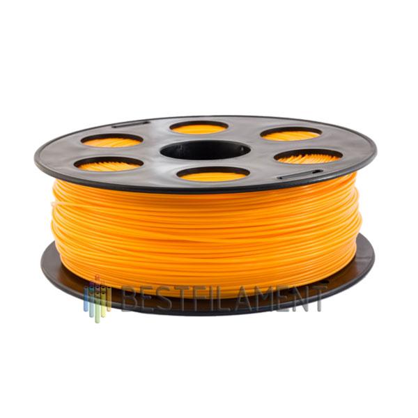 PETg пластик Bestfilament 1,75 мм, Оранжевый, 1 кг