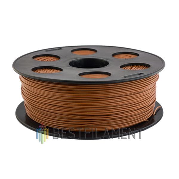 ABS пластик Bestfilament 1,75 мм, Шоколадный, 1 кг