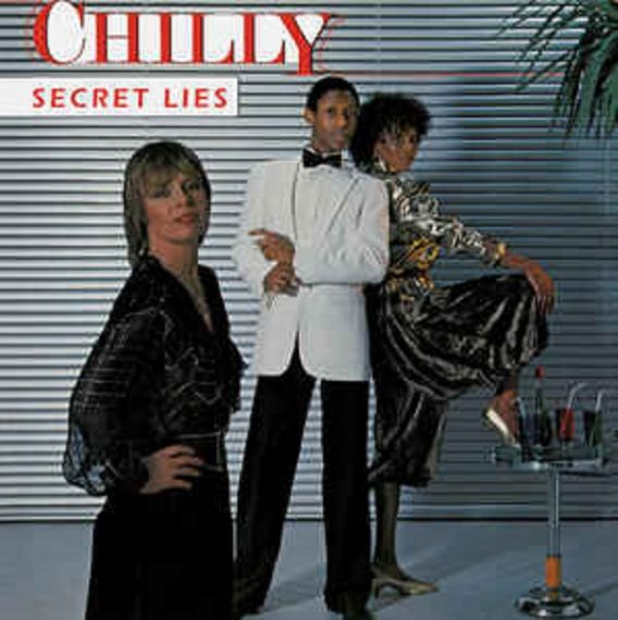 CHILLY  Secret Lies 1982 (2017)
