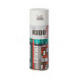 """Грунт аэрозоль белый 520 мл """"Kudo"""" KU-2004"""