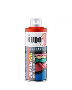 "Краска аэрозоль ral 8017 шоколадно-коричневый 520 мл ""Kudo"" KU-08017"