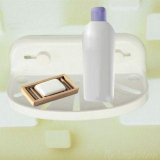 Полка для ванной комнаты на присосках Treasures Of Kitchen and Bathroom
